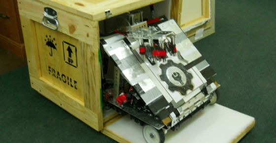 Robot Crate
